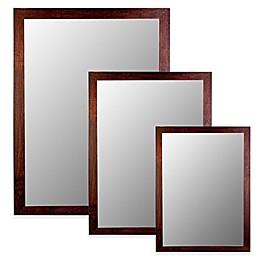 Hitchcock-Butterfield Decorative Wall Mirror in Brazilian Walnut