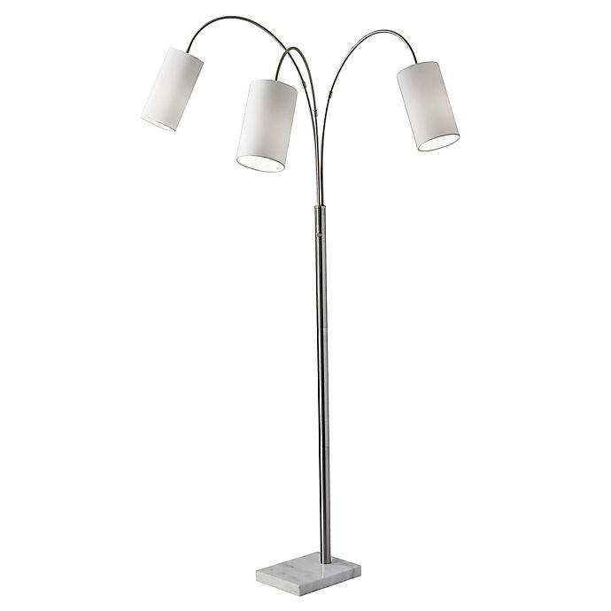 Adesso® Tribeca Arc Floor Lamp