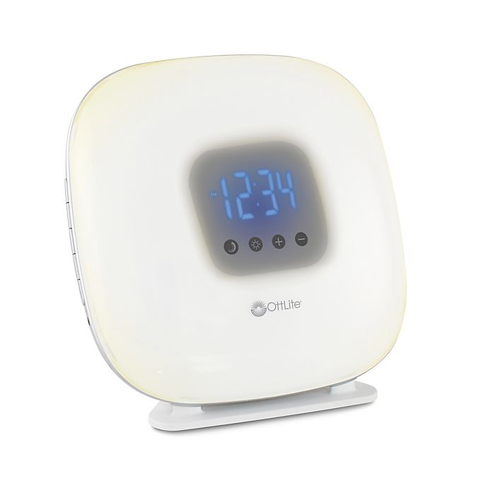 Wake Up Your Way Light Alarm Clock In