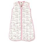 Hudson Baby® Size 0-6M Dream Catcher Muslin Sleeping Bag in Pink