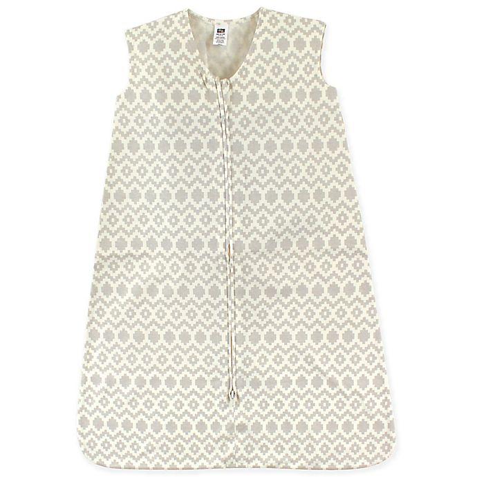 Alternate image 1 for Hudson Baby® Size 12-18M Aztec Sleeping Bag in Grey