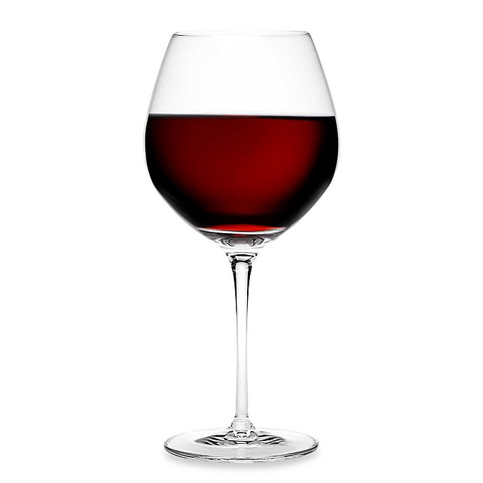 Alternate image 1 for Luigi Bormioli Crescendo SON.hyx® Burgundy Wine Glasses (Set of 4)