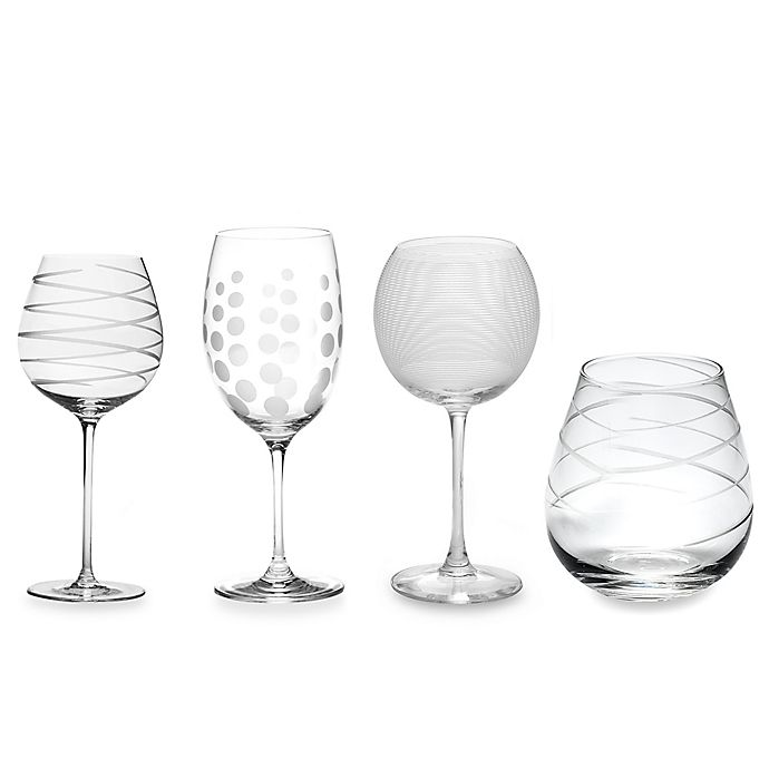 Alternate image 1 for Mikasa® Cheers Wine Glass Collection