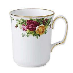 Royal Albert Old Country Roses Bristol Beaker Mug