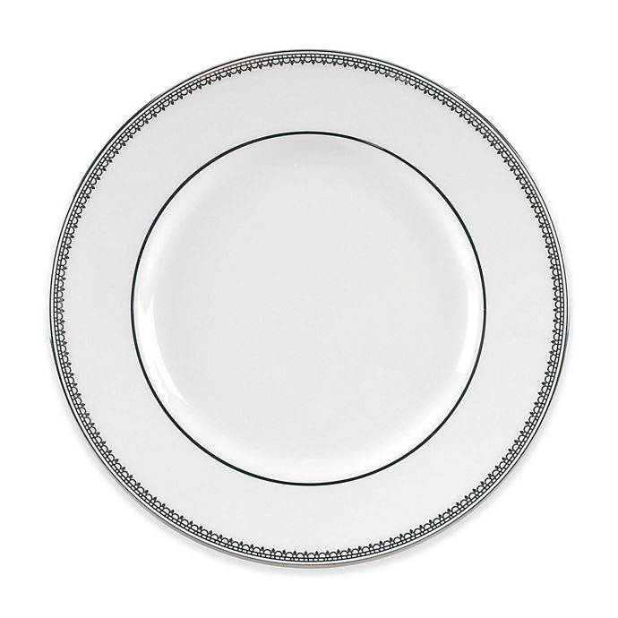 Alternate image 1 for Vera Wang Wedgwood® Vera Lace Bread and Butter Plate