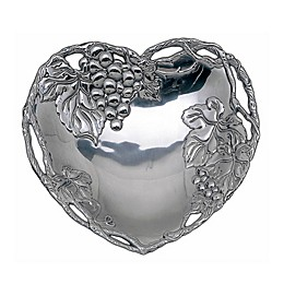 Arthur Court Designs Heart Coupe Tray