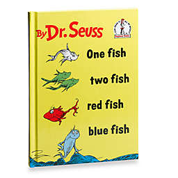 Dr. Seuss' One FishTwo FishRed Fish. Blue Fish