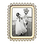 kate spade new york Keaton Street 5-Inch x 7-Inch Picture Frame in Gold