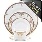 Oneida® Michelangelo Gold 20-Piece Dinnerware Set