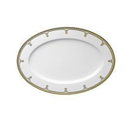 Oneida® Michelangelo Gold 14-Inch Oval Platter