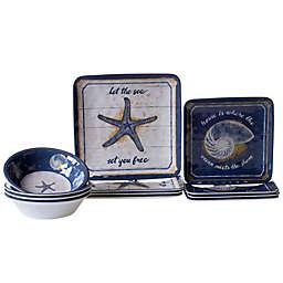 Certified International Calm Seas Dinnerware Collection