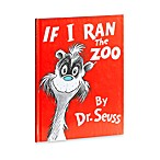 Dr. Seuss' If I Ran the Zoo Book