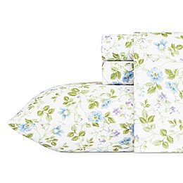 Laura Ashley® Spring Bloom Sheet Set