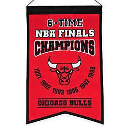 NBA Chicago Bulls Champions Banner