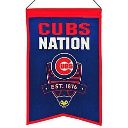 MLB Chicago Cubs Nation Banner