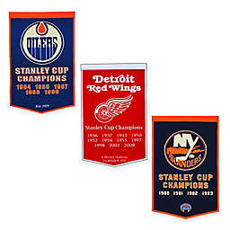 NHL Dynasty Banner Collection
