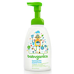 Babyganics® 16 oz. Fragrance-Free Foaming Dish & Bottle Soap