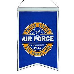 US Air Force Badge Banner