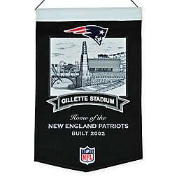 NFL New England Patriots Gillette Stadium Banner