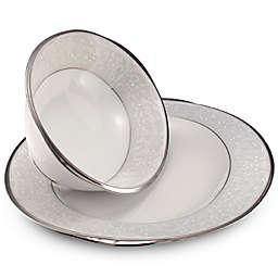 Noritake® Silver Palace 14-Inch Oval Platter