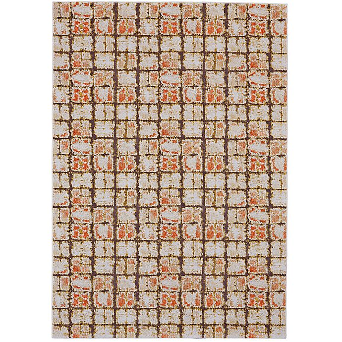 Alternate image 1 for Feizy Cerys Sorbet 10-Foot x 13-Foot 2-Inch Area Rug in Orange