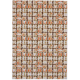 Feizy Cerys Sorbet 10-Foot x 13-Foot 2-Inch Area Rug in Orange