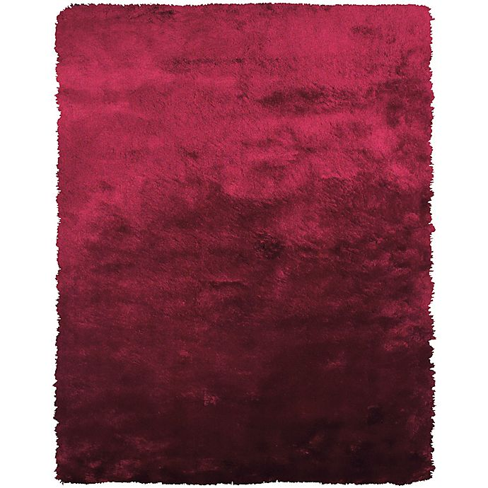 Alternate image 1 for Isleta 2-Foot x 3-Foot 4-Inch Accent Rug in Cranberry