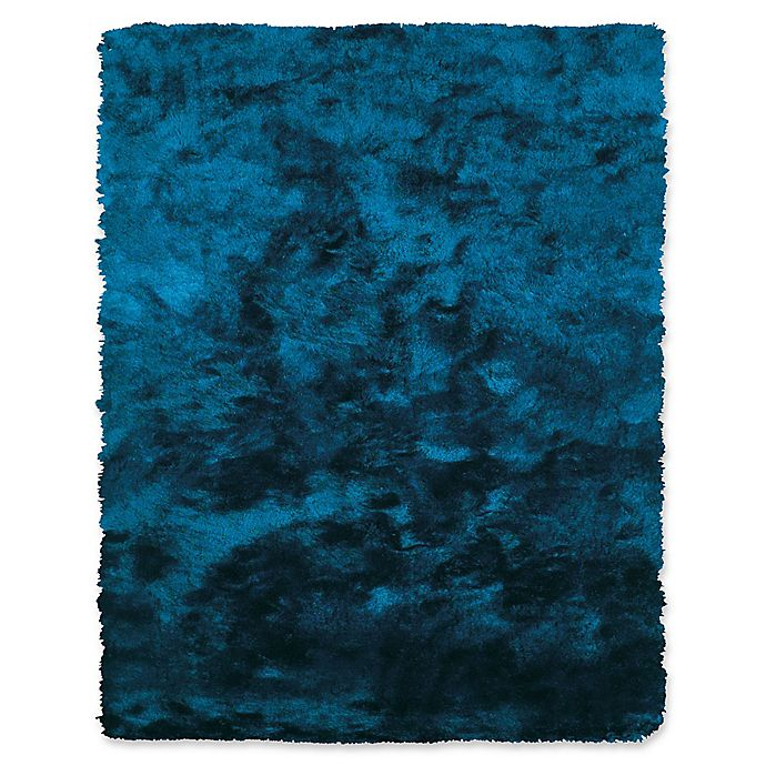 Alternate image 1 for Isleta 4-Foot 9-Inch x 7-Foot 6-Inch Area Rug in Teal