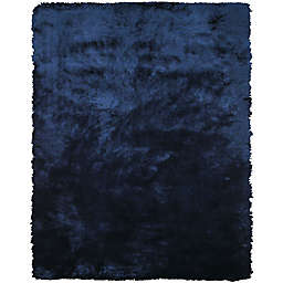Isleta 3-Foot 6-Inch x 5-Foot 6-Inch Area Rug in Dark Blue