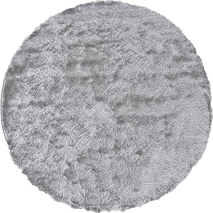 Alternate image 1 for Isleta 10-Foot Round Area Rug in Silver