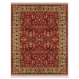 Feizy Alegra Rug in Red