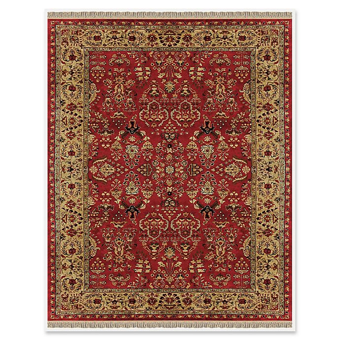 bbda1b6b2733 Feizy Alegra Rug in Red