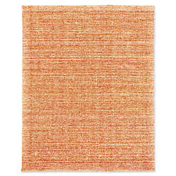 Feizy Bradley 4' x 6' Area Rug in Orange