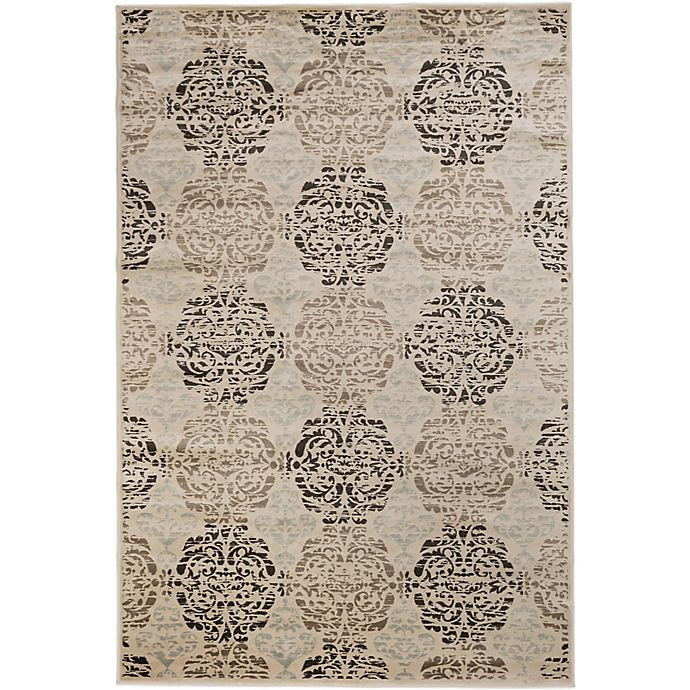 Alternate image 1 for Satina 7-Foot 10-Inch x 10-Foot 2-Inch Area Rug in Ivory