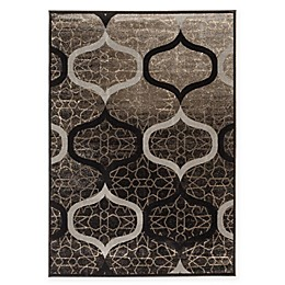 Frost 5-Foot 3-Inch x 7-Foot 3-Inch Area Rug in Grey/Khaki