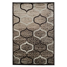 Silver Linings 7-Foot 10-Inch x 10-Foot 2-Inch Area Rug in Cream/Grey