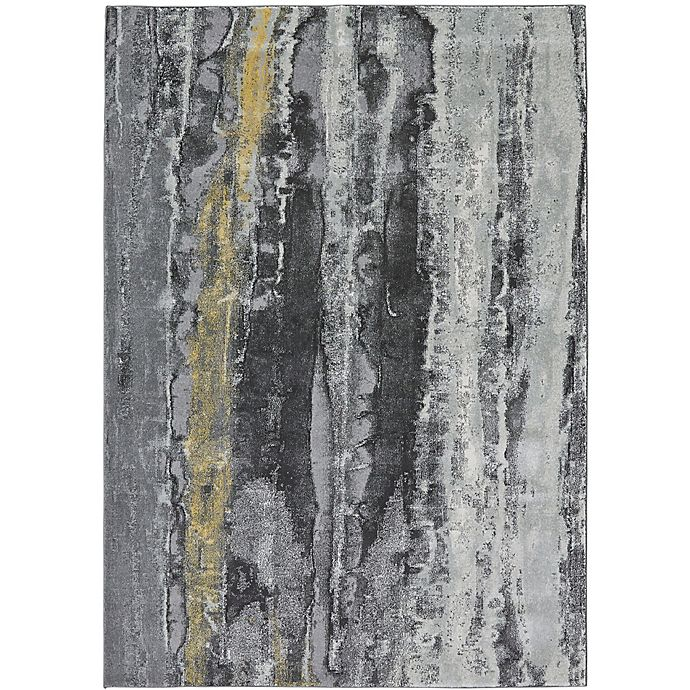 Alternate image 1 for Feizy Farrell 10-Foot x 13-Foot 2-Inch Area Rug in Asphalt