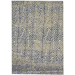 Feizy Farrell 10-Foot x 13-Foot 2-Inch Area Rug in Granite
