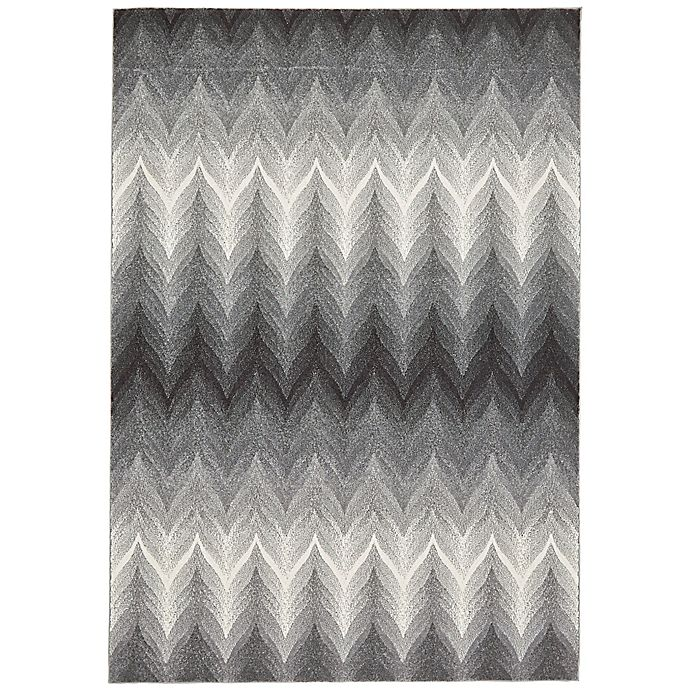 Alternate image 1 for Feizy Farrell 10-Foot x 13-Foot 2-Inch Area Rug in Ash