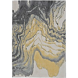 Feizy Farrell 10-Foot x 13-Foot 2-Inch Area Rug in Slate
