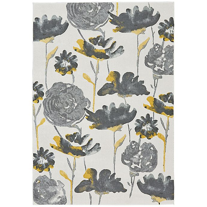 Alternate image 1 for Feizy Farrell 10-Foot x 13-Foot 2-Inch Area Rug in Grey
