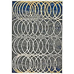 Feizy Caslon 10-Foot x 13-Foot 2 Inch Area Rug in Smoke