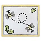 Sweet Jojo Designs Honey Bee Accent Rug