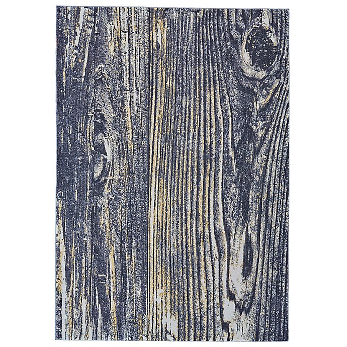 Alternate image 1 for Feizy Cerys Charcoal 10-Foot x 13-Foot 2-Inch Area Rug in Grey