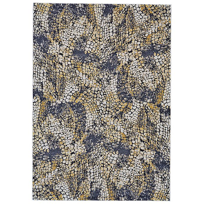 Alternate image 1 for Feizy Cerys Maize 8-Foot x 11-Foot Multicolor Area Rug