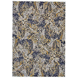 Feizy Cerys Maize 8-Foot x 11-Foot Multicolor Area Rug