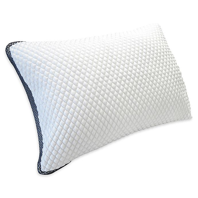 Alternate image 1 for Therapedic® TruCool® Down Alternative Side Sleeper Pillow in White