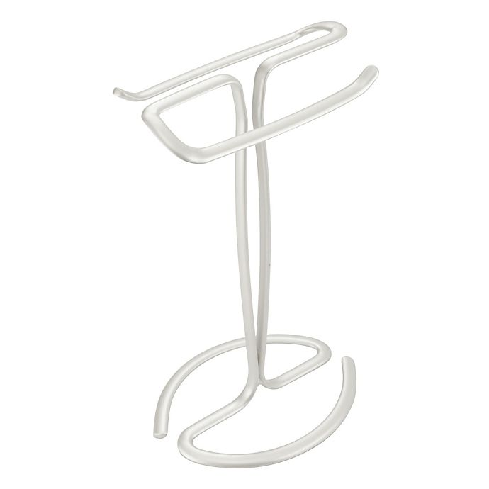 Alternate image 1 for iDesign® Axis Freestanding Towel Holder