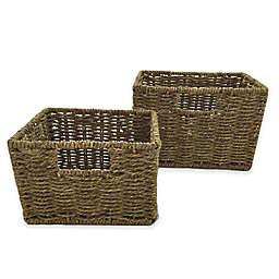 Baum-Essex Wakefield Collection Basket in Natural