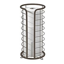 iDesign® Forma Freestanding 3-Roll Toilet Paper Holder